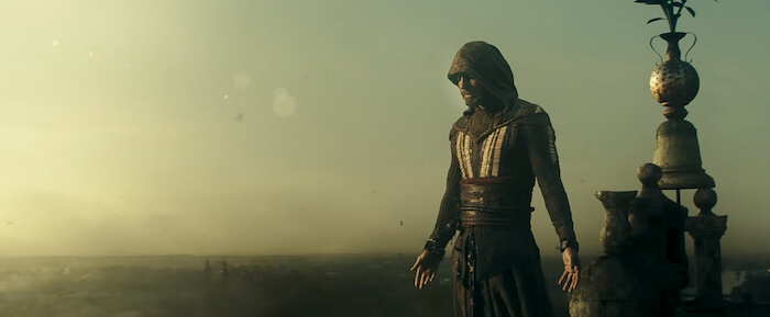 New ASSASSIN'S CREED full-length trailer gives off an action-packed Escape from the Spanish Inquisition vibe