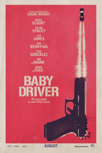 baby driver movie poster edgar wright