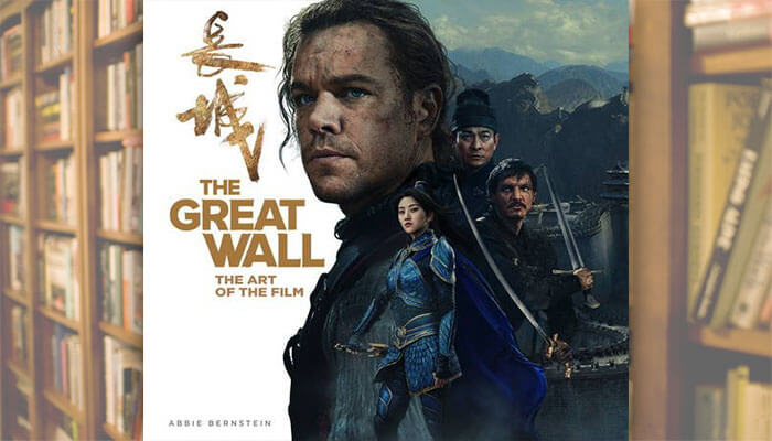 (Books) THE GREAT WALL art book and official movie novelization