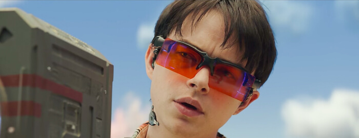 New VALERIAN AND THE CITY OF A THOUSAND PLANETS trailer is beautiful