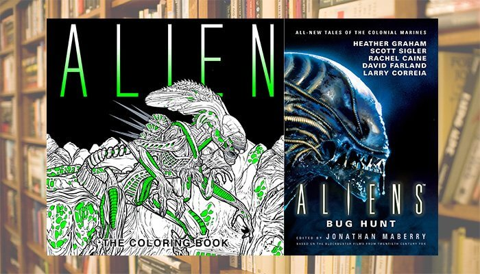 aliens titan books review
