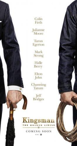 kingsman golden circle movie poster