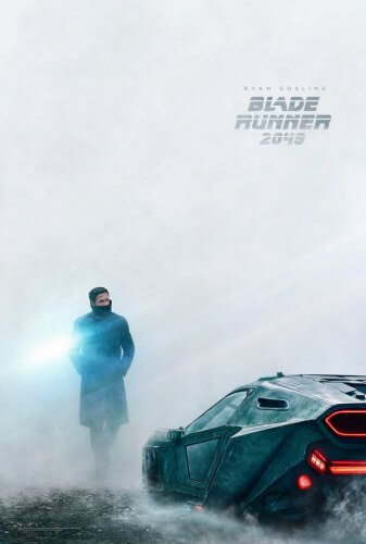 blade runner 2049 new movie poster ryan gosling