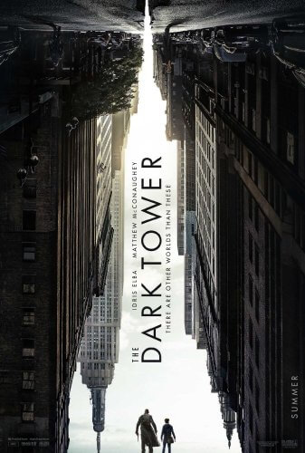 dark tower movie poster