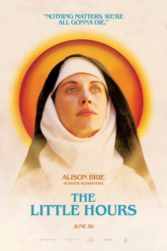 the little hours alison brie movie poster