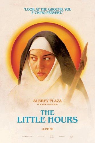 the little hours aubrey plaza movie poster