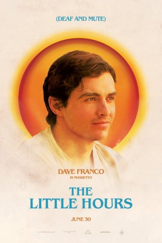 the little hours dave franco movie poster
