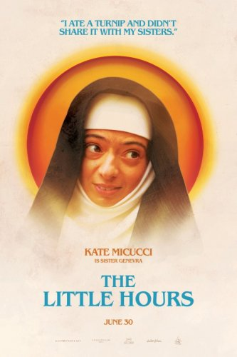 the little hours kate micucci movie poster