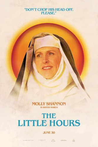 the little hours molly shannon movie poster