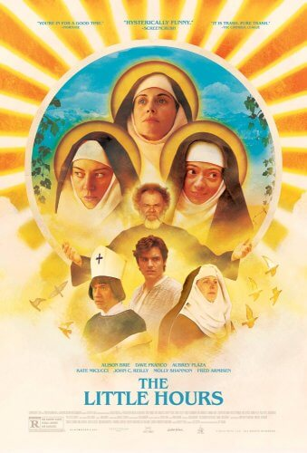 the little hours movie poster 1