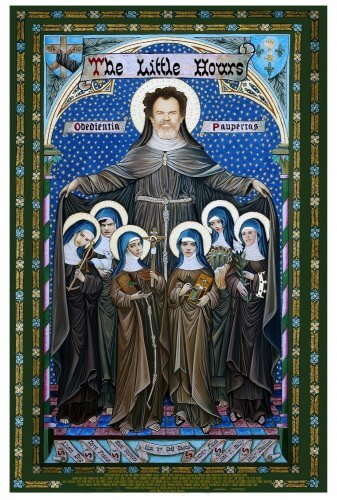 the little hours movie poster 2