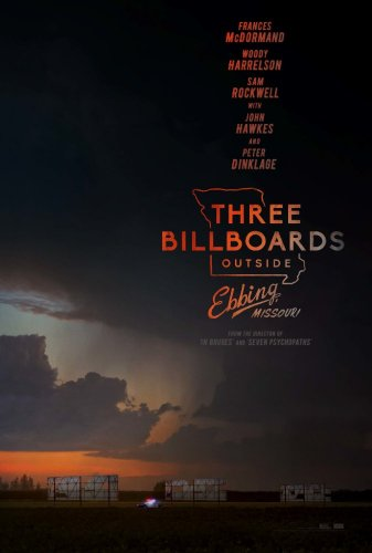 three billboards outside ebbing missouri movie poster