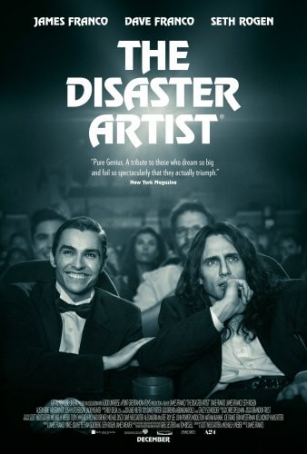 disaster artist movie poster 2