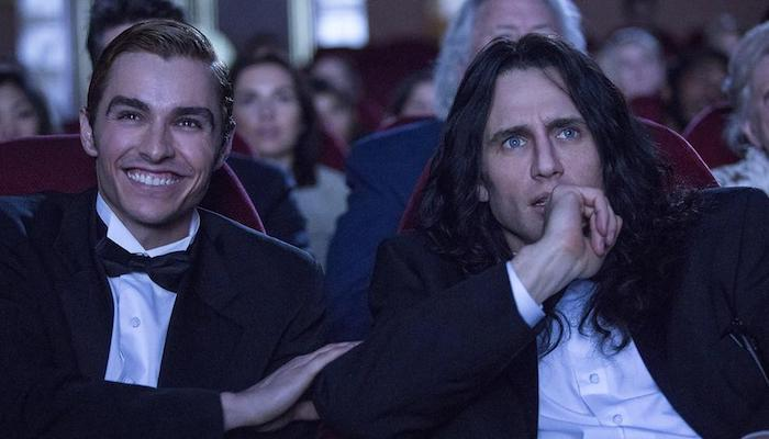 THE DISASTER ARTIST trailer promises a self-aware meta mockumentary of The Room