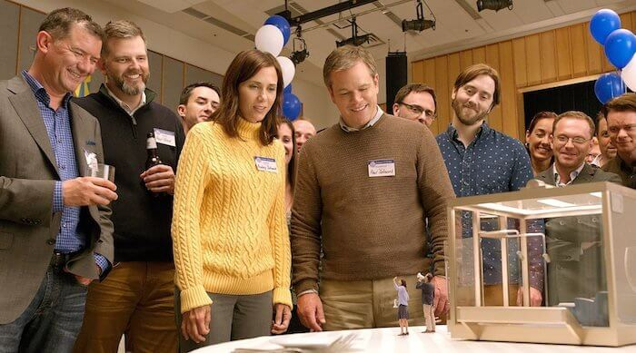 downsizing movie 2017 matt damon kristen wiig