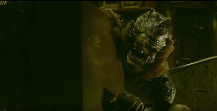 THE SHAPE OF WATER new red band trailer teases del Toro's strange fantasy fairytale