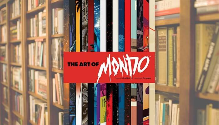 art of mondo book review brad bird tim league