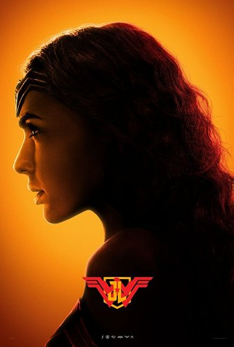 justice league 2017 wonder woman character poster 2