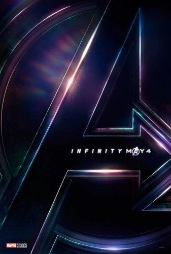 avengers infinity war movie poster marvel 2018