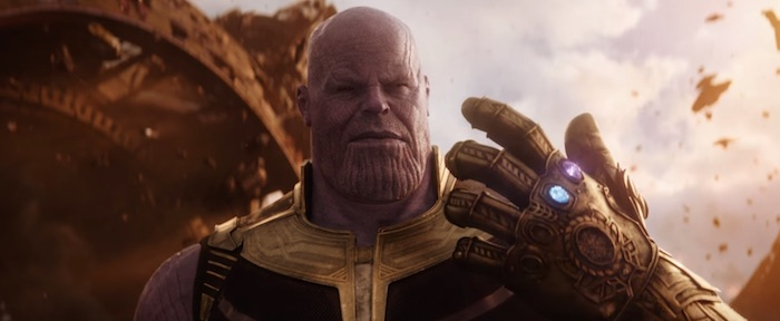 AVENGERS: INFINITY WAR trailer brings everyone together for the first/last time