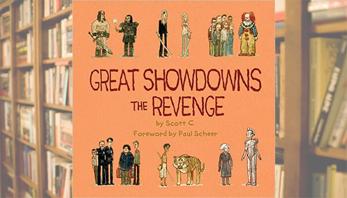 (Books) GREAT SHOWDOWNS: THE REVENGE is a must-own coffee table or bathroom book
