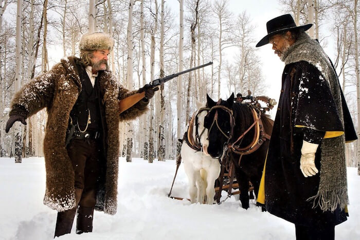 THE HATEFUL EIGHT second trailer continues to preview Tarantino's upcoming western