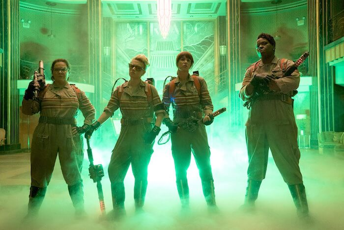 GHOSTBUSTERS character posters are the best thing we've seen from the movie's marketing