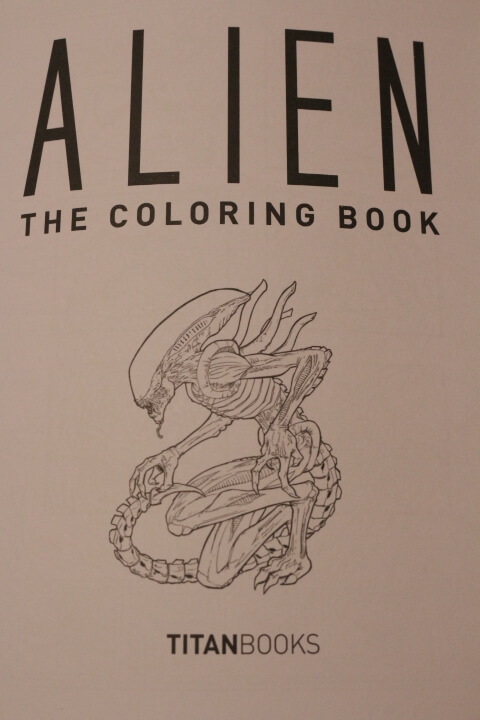 Books Two New Xenomorph Books Just In Time For Alien Day Midroad