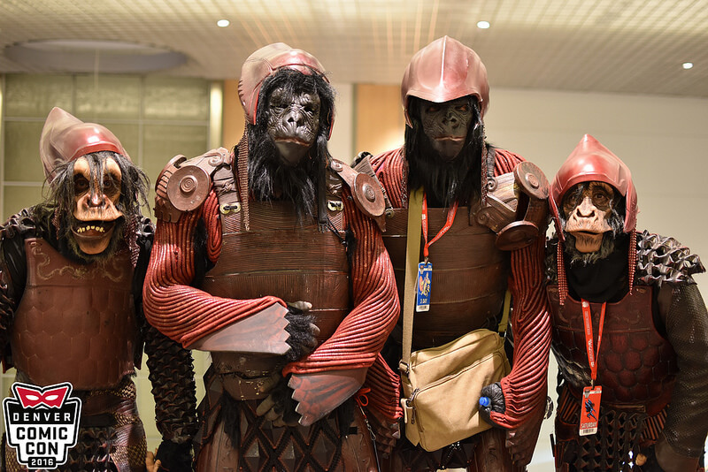 Get your DENVER COMIC CON tickets while they're still available or you'll miss out