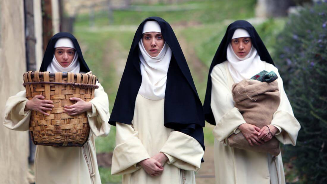 THE LITTLE HOURS trailers dress funny women in nun costumes and let them loose