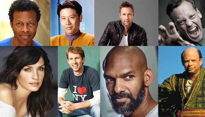 DENVER COMIC CON 2017: Celebrity Guest Panel Spotlight