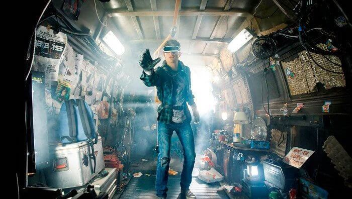 READY PLAYER ONE gets its first trailer and teases Spielberg's anticipated adaptation