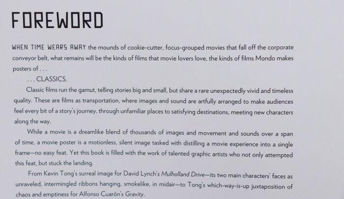 Art of Mondo movie poster book-2
