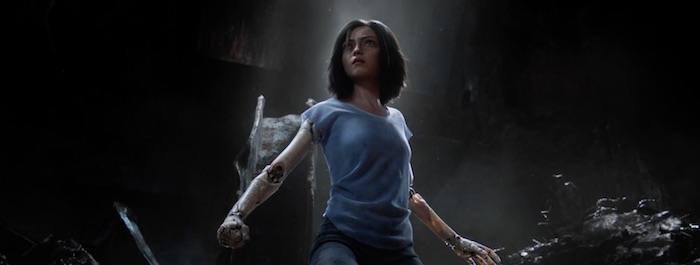 ALITA: BATTLE ANGEL trailer sees Christoph Waltz meet a cyborg with secrets